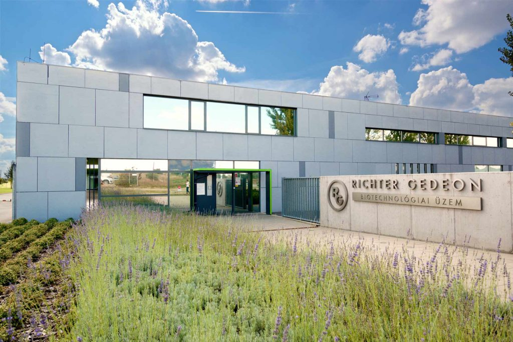 Richter launched Terrosa, its biosimilar teriparatide across Europe